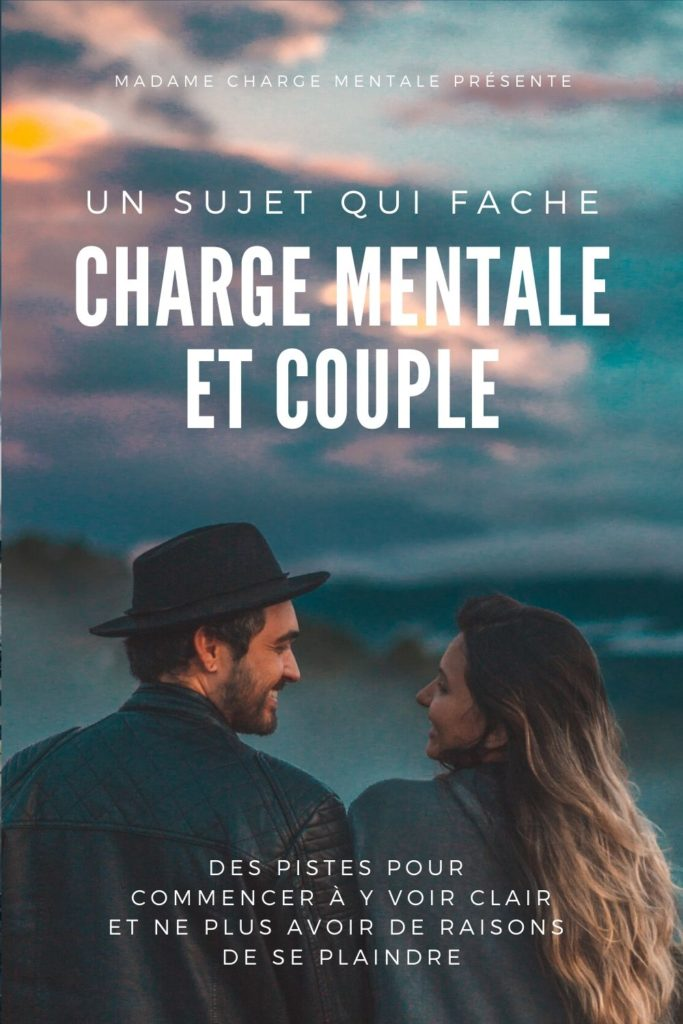 charge mentale et couple-madame charge mentale