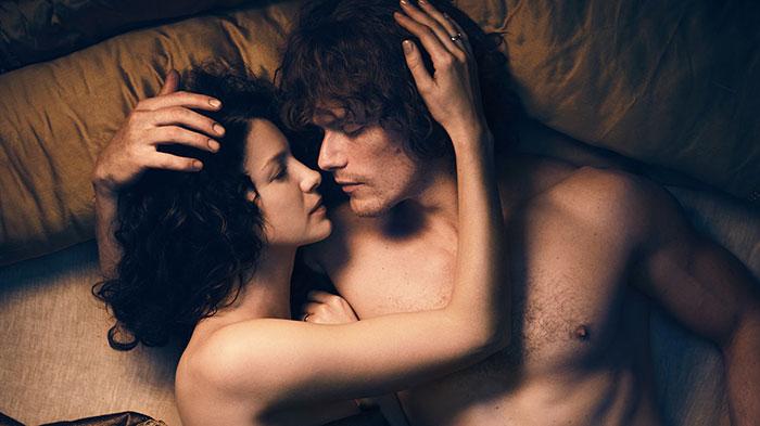 Claire et Jamie Frazer, les héros de Outlander